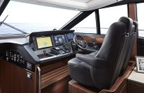 Princess Yachts S60 Double Helm Chair