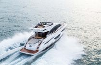 Princess S60 Aft Run