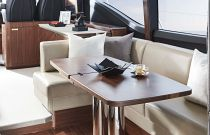 Princess Yachts S60 Convertible Dinette