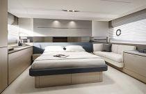 Princess Yachts S60 Master Cabin