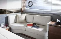 Princess Yachts S60 MSR Sofa