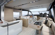 Princess S60 Salon and Galley Image