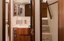 Viking Yachts 68C Stairway