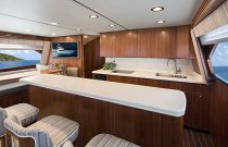 Viking 68 Convertible Galley Counter