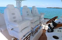 HCB 53 Suenos Captain and Triple Helm Chairs