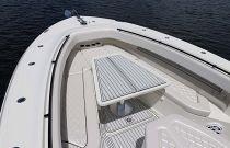 HCB 42 Siesta convertible bow sunpad