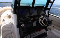 HCB Hydra-Sports 42 Triple Navigation Screens