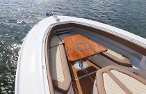 HCB Hydra-Sports 42 Convertible Bow Sunpad Brown/Than