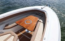 Hydra-Sports 42 Siesta Bow Seating and Convertible Sunpad