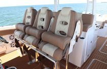 Hydra-Sports 42 Siesta Custom Adjustable Helm Chairs