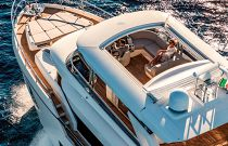 Absolute 73 Navetta Hardtop Sunroof Electric