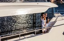 Absolute 73 Navetta Dick Deck Wheel House Door