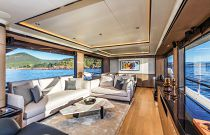 Absolute 73 Navetta Salon Sofa Custom Interior