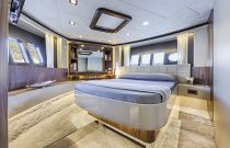 Absolute Yachts 64 Flybridge Master Cabin