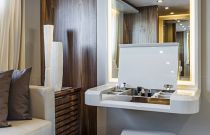 Absolute Yachts 64 Flybridge Vanity
