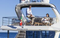 Absolute Yachts 64 FlLY Bridge and Hardtop