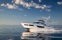 Cruisers Yachts 60 Cantius Flybridge