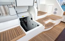 Viking Yachts 68C Engine Room Access Hatch