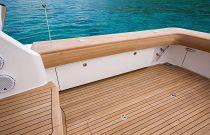 Viking Yachts 68C Teak Deck