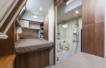 Absolute 58 Navetta Crew Quarters