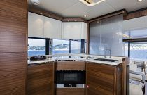 Absolute 58 Navetta Galley