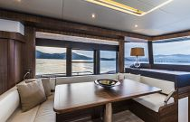 Absolute 58 Navetta Salon Dinette