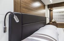 Absolute 58 Navetta Cabin Headliner Detail