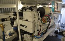 Viking Yachts 62C MTU Engines