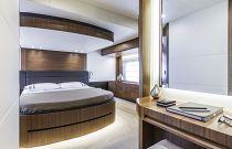 Absolute 58 Navetta Master Stateroom Vanity