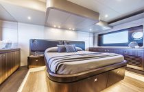 Absolute 58 Flybridge Master Stateroom