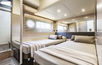 Absolute 58 Bunk Cabin