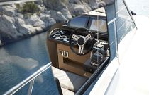 Prestige Yachts 460S Lower Interior Helm