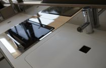 Prestige Yachts 460S Corian Counter Tops