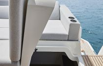 Prestige Yachts 590 Flybridge Lazarette