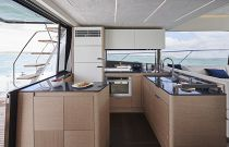 Prestige Yachts 590 Galley Image