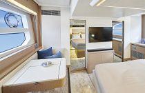 Prestige Yachts 590 MSR TV
