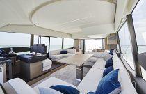 Prestige Yachts 590 Salon AFT Image