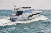 Prestige Yachts 590 Running Photo