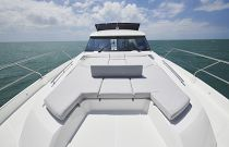 Prestige Yachts 590 Flybridge Bow Lounge