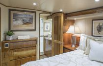 Viking Yachts 62C Master Stateroom Head Entrance