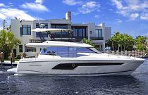 Prestige Yachts 520 FLY Idle Image