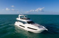 Prestige Yachts 680 FLY White Hull Idle