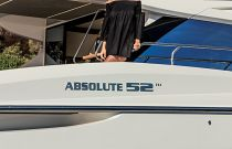 Absolute Yachts 52 Navetta Hull