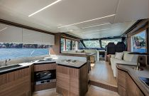 Absolute Yachts 52 Navetta Salon View