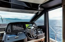 Absolute Yachts 52 Navetta Helm Electronics