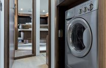 Absolute Yachts 52 Navetta Washer Dryer