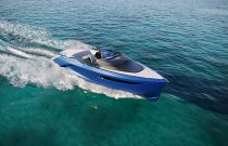 Princess Yachts R35 Tender Blue