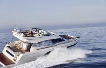 Prestige Yachts 630S Starboard Side Run