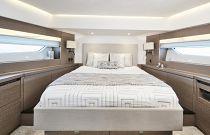 Prestige Yachts 630S Forward Stateroom