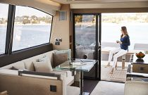 Prestige Yachts 680S Indoor/Outdoor Living